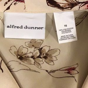 Alfred Dunner Tops - Alfred Dunner Blouse